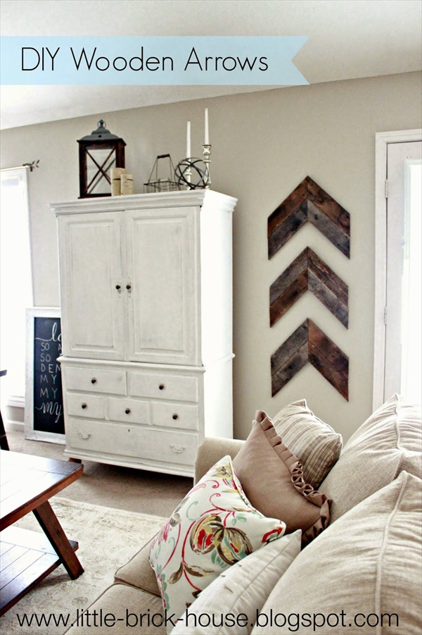 arrow9 DIY Home Decor Ideas To Beautify Your Space