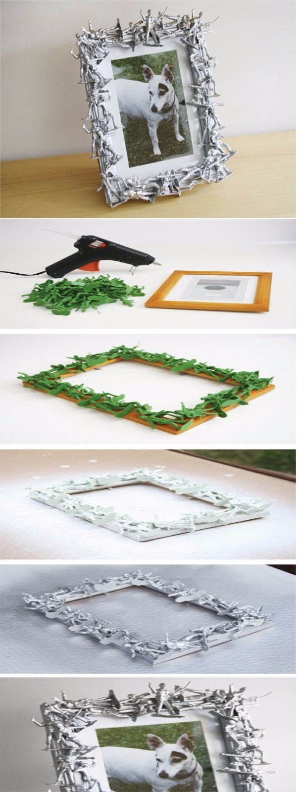 frame Upcycling Projects To Make Your Home Gorgeous