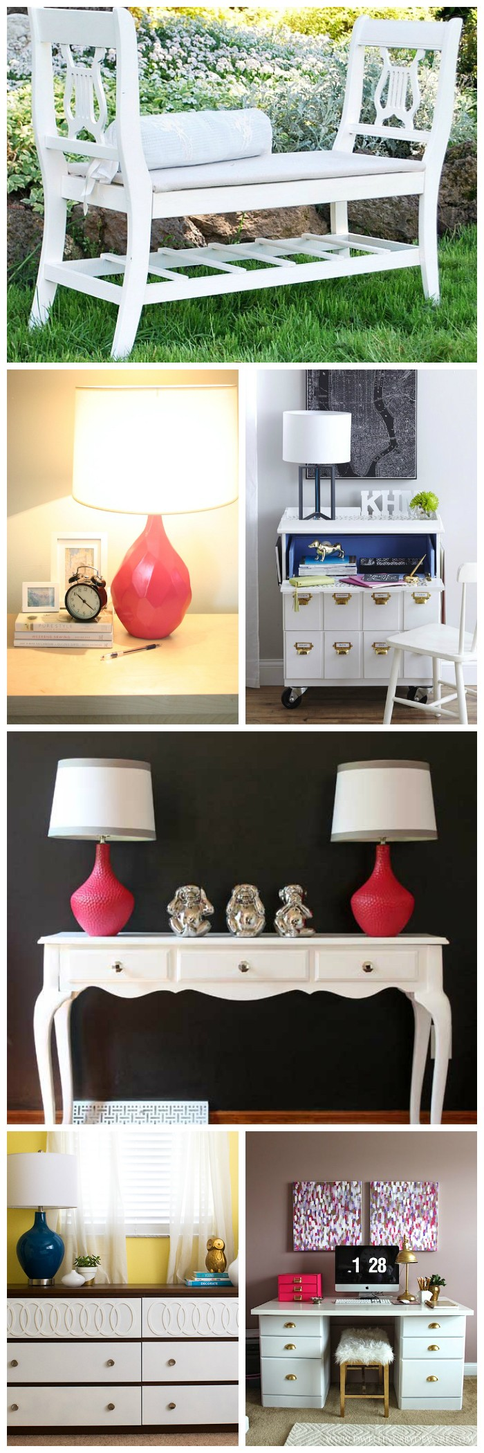 DIY Furniture Makeovers To Brighten Up Your Home