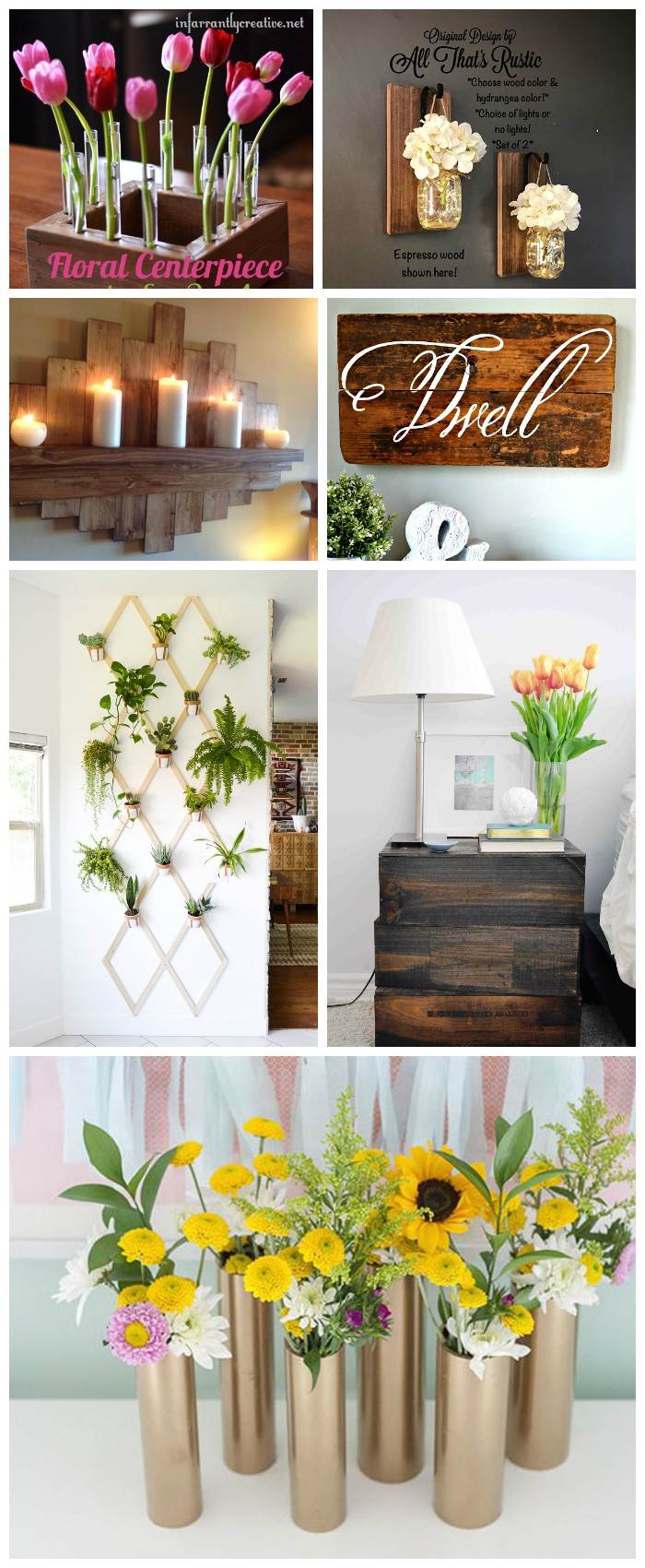 DIY Home Decor Ideas That Will Brighten Up Your Space 1 DIY Home Decor Ideas To Beautify Your Space