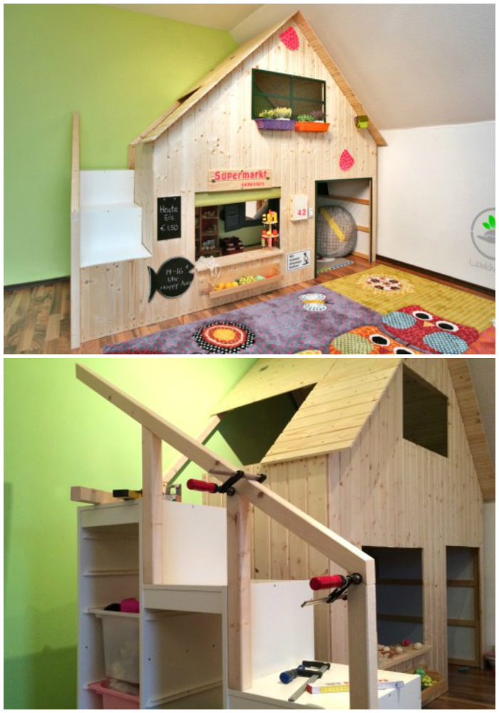DIY Playhouse For Our Children DIY Playhouse Ideas For Your Kids