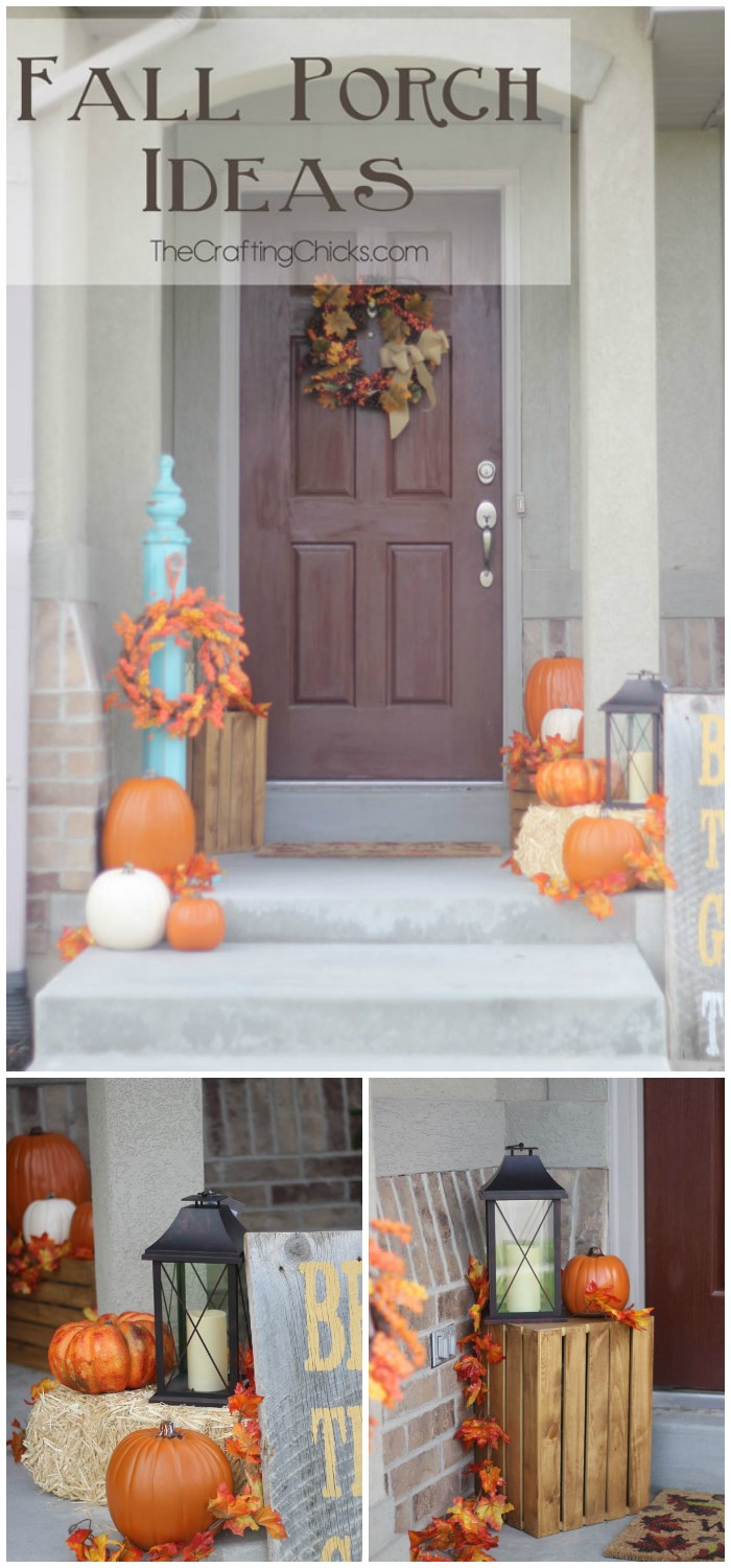 15 Creative DIY Fall Porch Decor Ideas