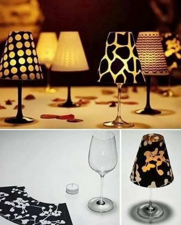 Candle Lamp Shades
