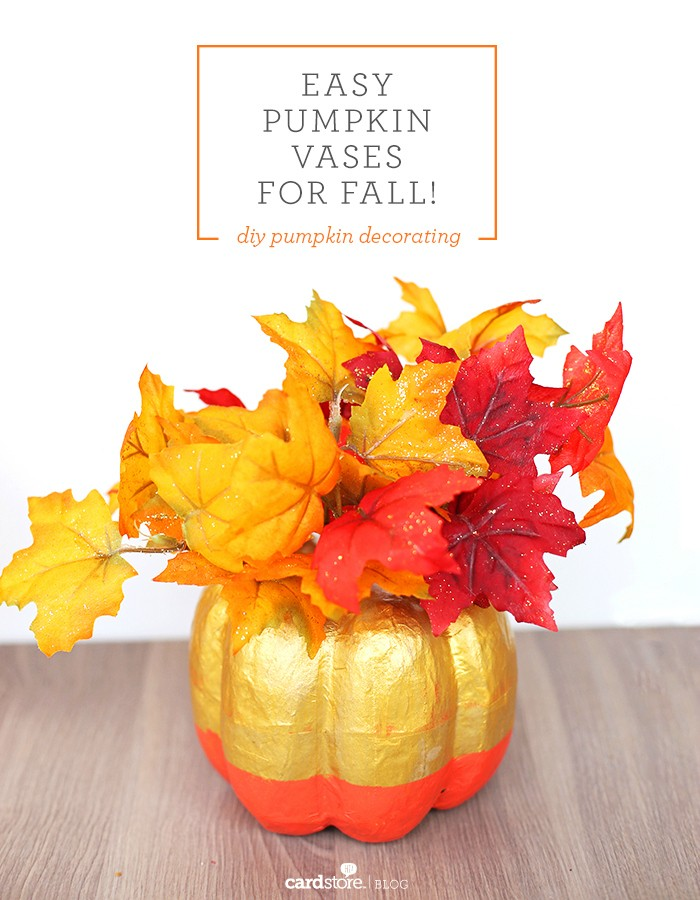 20 diy fall craft ideas diy craft projects for fall for Easy diy fall crafts