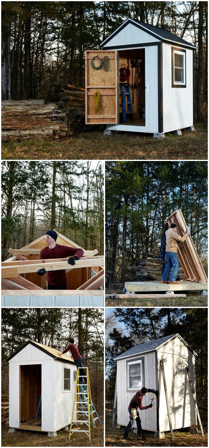 30 Cheap And Easy Diy Shed Plans Diy Home Decor