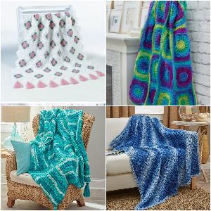 Free Crochet Blanket Patterns – Free Patterns