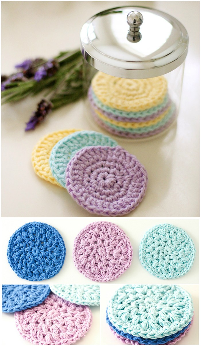 Crochet Dishcloth PatternTo Beautify Your Kitchen • DIY Home Decor