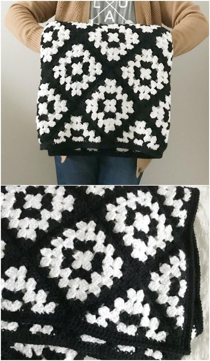 Crochet Mabel Blanket
