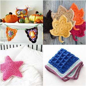 Fall Crochet Patterns