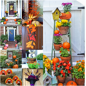 Fall Outdoor Decorations DIY – Fall Ready Home